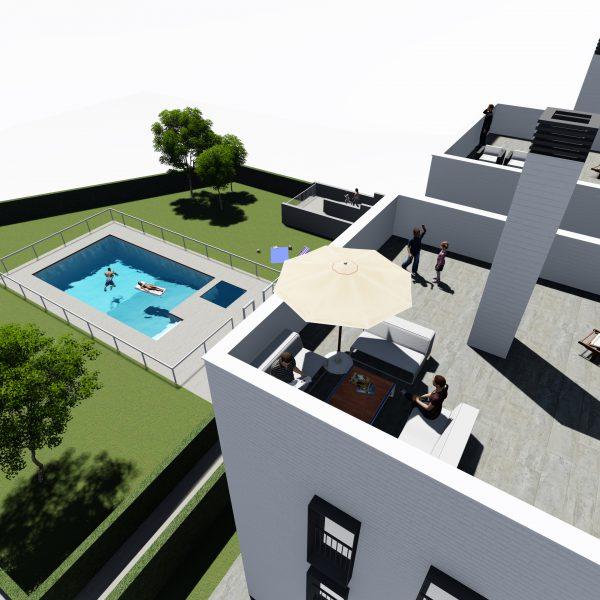 Residencial Las Terrazas de Colmenar