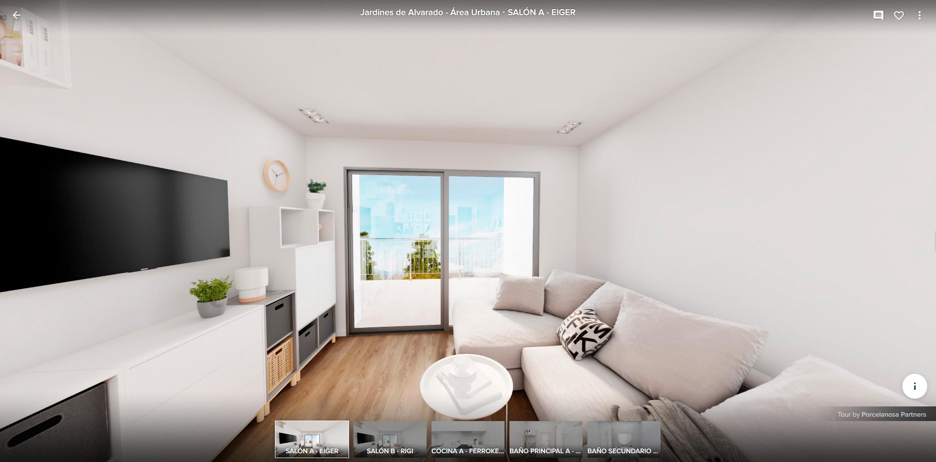 Residencial Jardines de Alvarado Visita Virtual